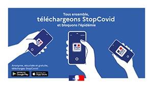 Application StopCovid: outil sanitaire de lutte contre la COVID-19