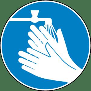 Produits désinfectants pour le lavage des mains: